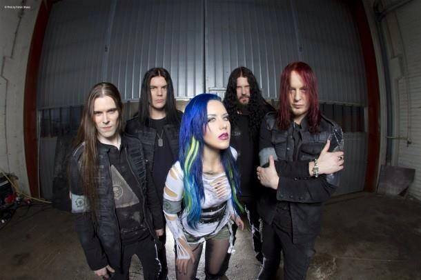 Arch Enemy promo nou