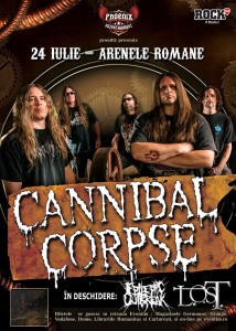 poster Cannibal Corpse