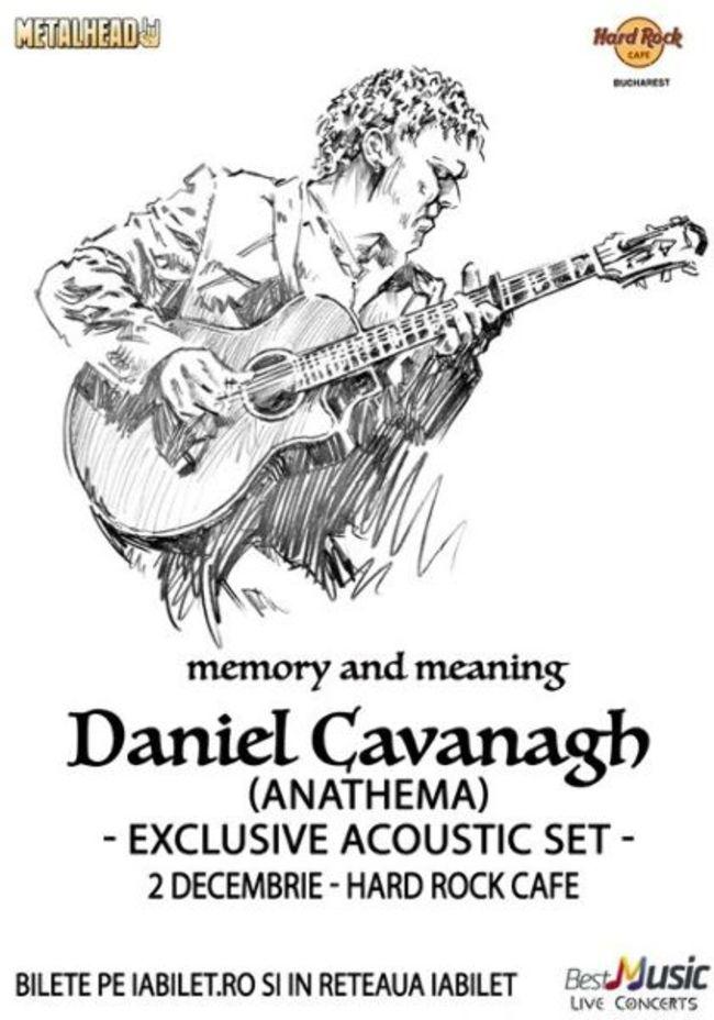 Daniel-Cavanagh--Anathema--in-concert-extraordinar-la-Hard-Rock-Cafe---Concerte