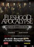 Omnium Gatherum va susține două concerte în România alături de Fleshgod Apocalypse și alte formații elvețiene